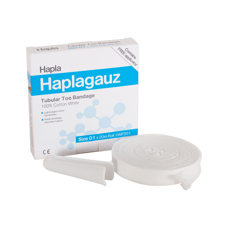 Haplagauze Box And Rolls